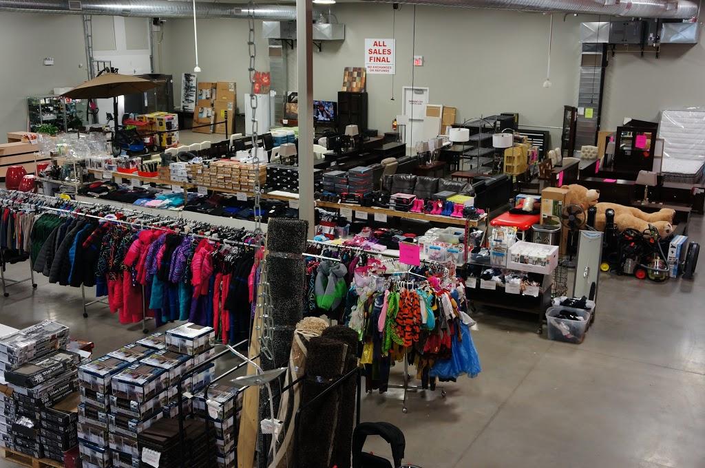 K&K Liquidation And Auction Ltd - Store | 1420 Hutchison Rd