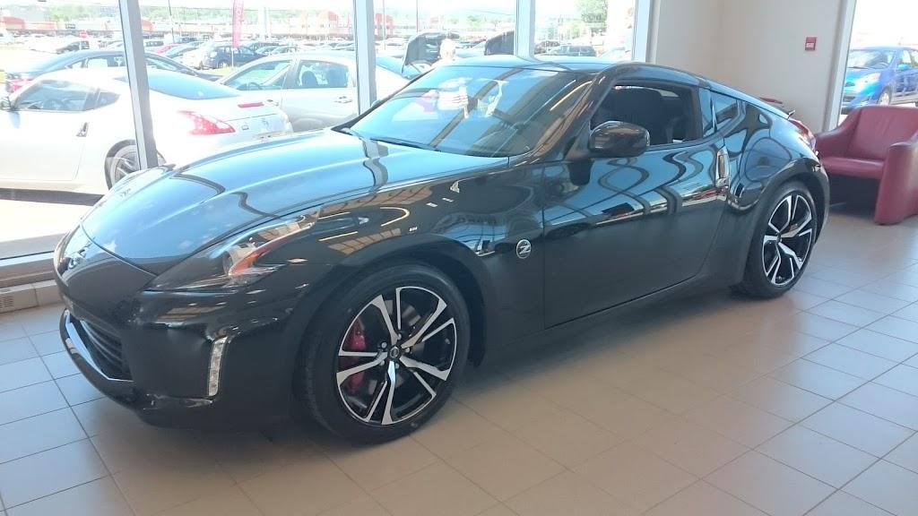 Capitale Nissan | car dealer | 125 Rue du Marais, Québec, QC G1M 3C8, Canada | 4186810011 OR +1 418-681-0011