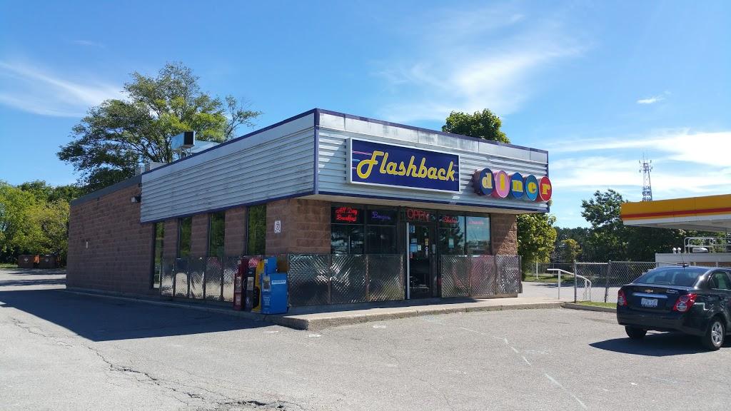 Flashback Diner | restaurant | 309 Bayfield St, Barrie, ON L4M 3C2, Canada | 7057266555 OR +1 705-726-6555