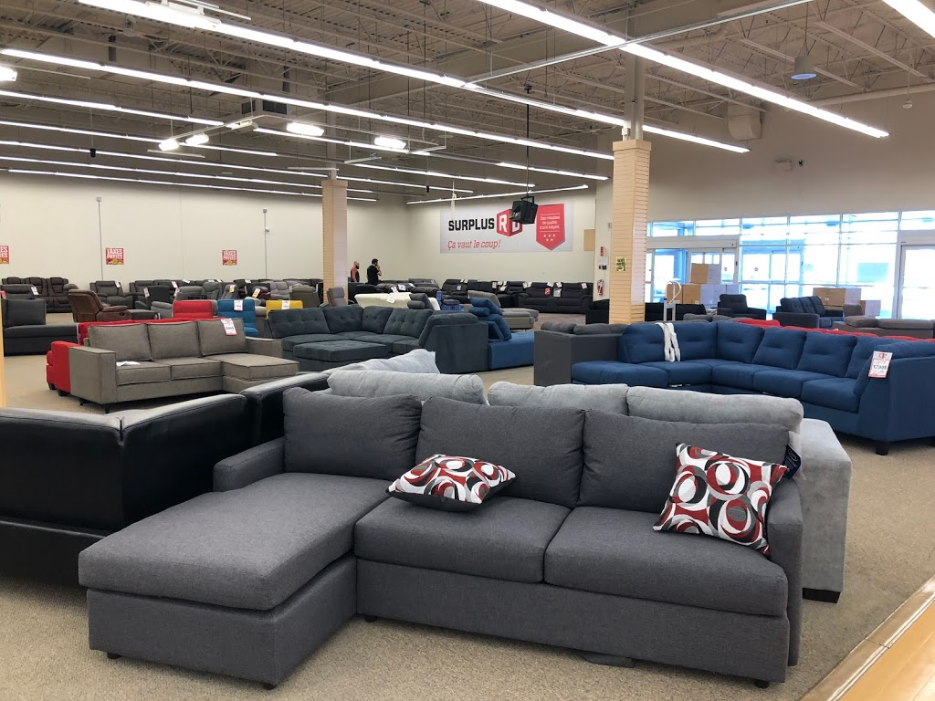 Surplus RD - Saint-Bruno | furniture store | 800 Rue de lÉtang, Saint-Bruno-de-Montarville, QC J3V 6K8, Canada | 4504820591 OR +1 450-482-0591