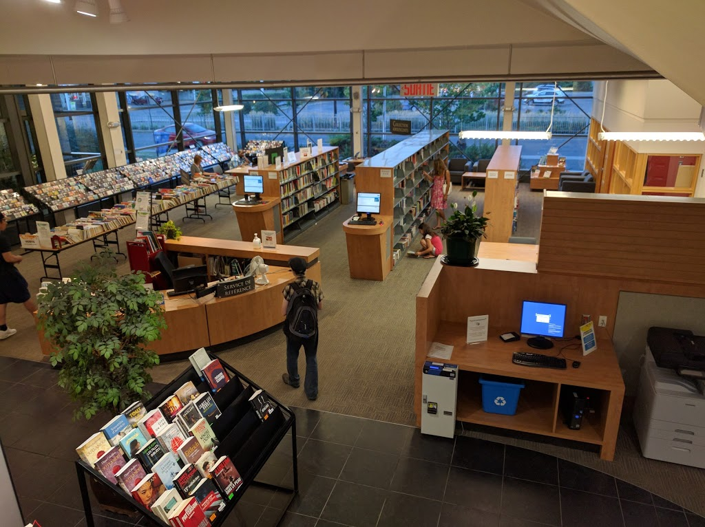 Georges-Dor Library | library | 2760 Chemin de Chambly, Longueuil, QC J4L 1M6, Canada | 4504637180 OR +1 450-463-7180