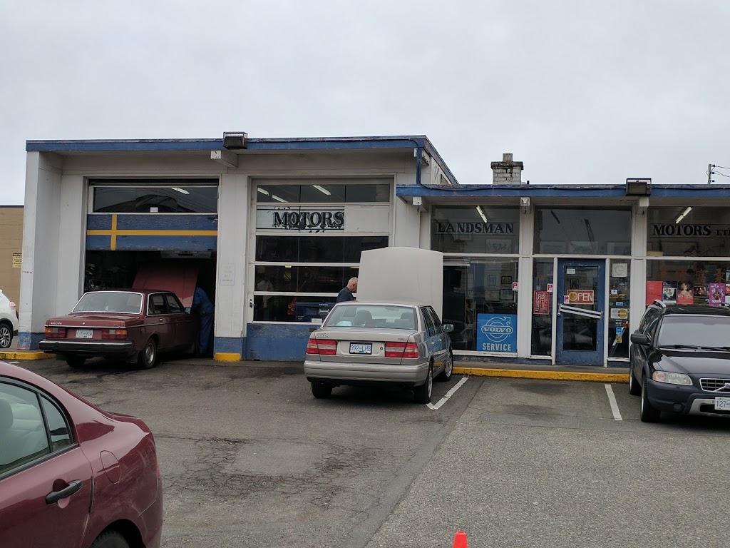 LANDSMAN MOTORS LTD | car repair | 1705 Store St, Victoria, BC V8W 1V4, Canada | 2503800733 OR +1 250-380-0733