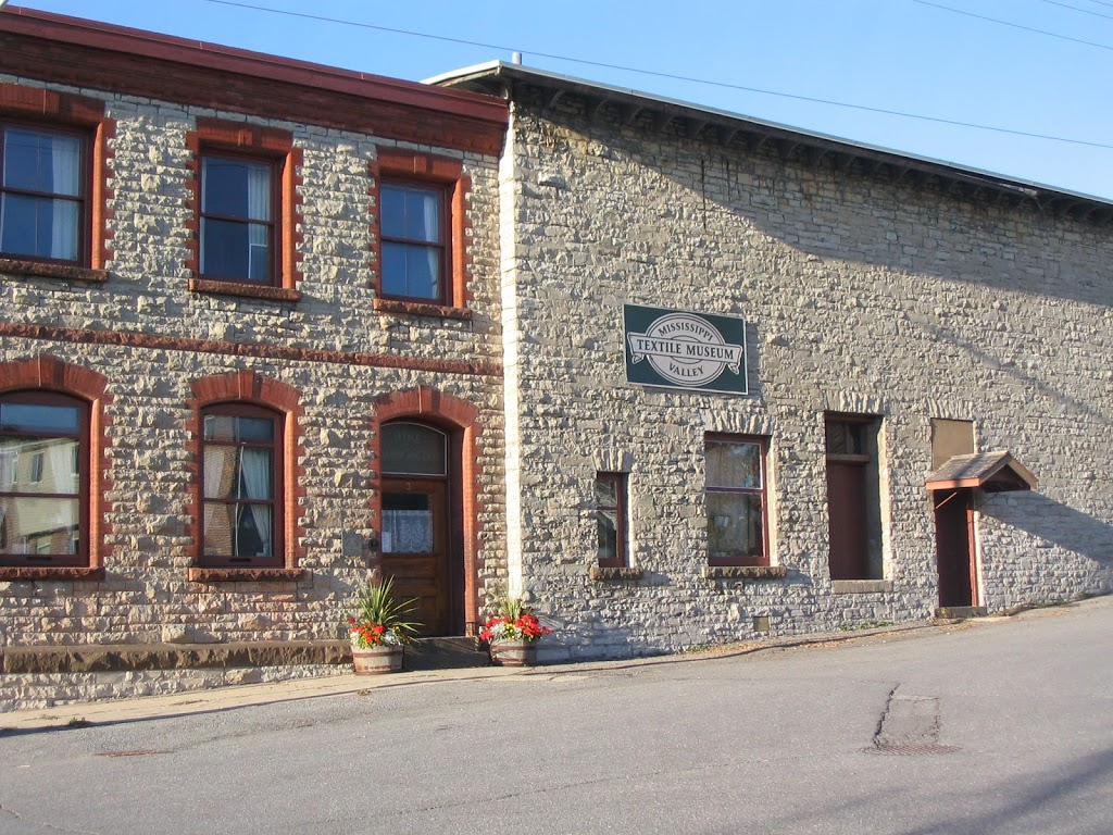 Mississippi Valley Textile Museum | museum | 3 Rosamond St E, Almonte, ON K0A 1A0, Canada | 6132563754 OR +1 613-256-3754