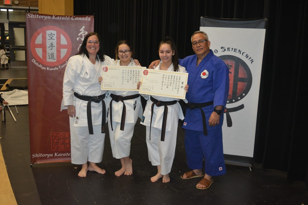 Dojo Seienchin Karate London | health | 2727 Tokala Trail, London, ON N6G 5B4, Canada | 5196302592 OR +1 519-630-2592