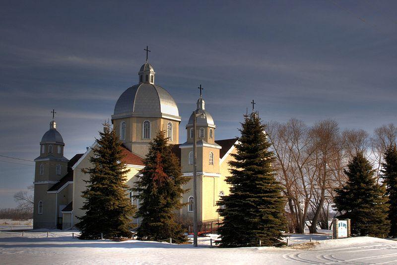 St. John the Baptist Ukrainian Catholic Church | church | Leduc County, AB T0C 2P0, Canada