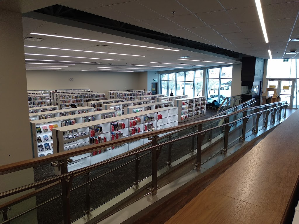 Seton Library | library | 4995 Market St SE, Calgary, AB T3M 2P9, Canada | 4032602600 OR +1 403-260-2600