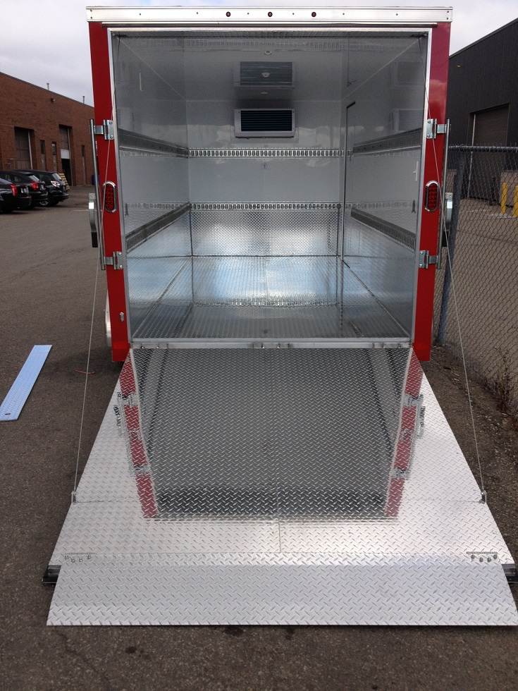 Kool Dudes - eXperts in Transportation Climate Control | point of interest | Right Side Of The Building, Last Glass Door, 6329 Netherhart Rd, Mississauga, ON L5T 1A2, Canada | 9053622112 OR +1 905-362-2112