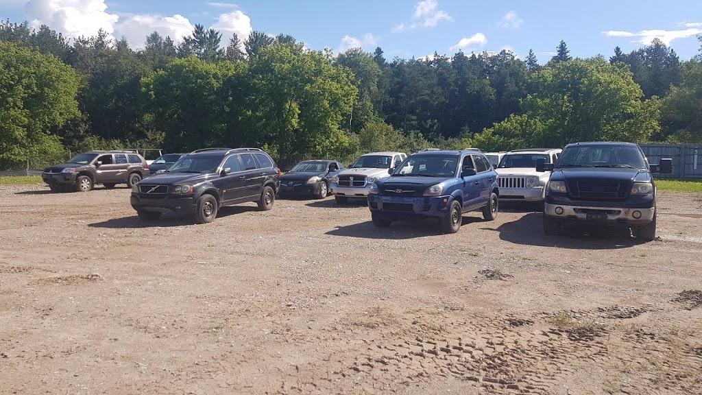 Kenny U-Pull Newmarket | car dealer | 3518 Davis Dr, Cedar Valley, ON L0G 1E0, Canada | 9059523123 OR +1 905-952-3123
