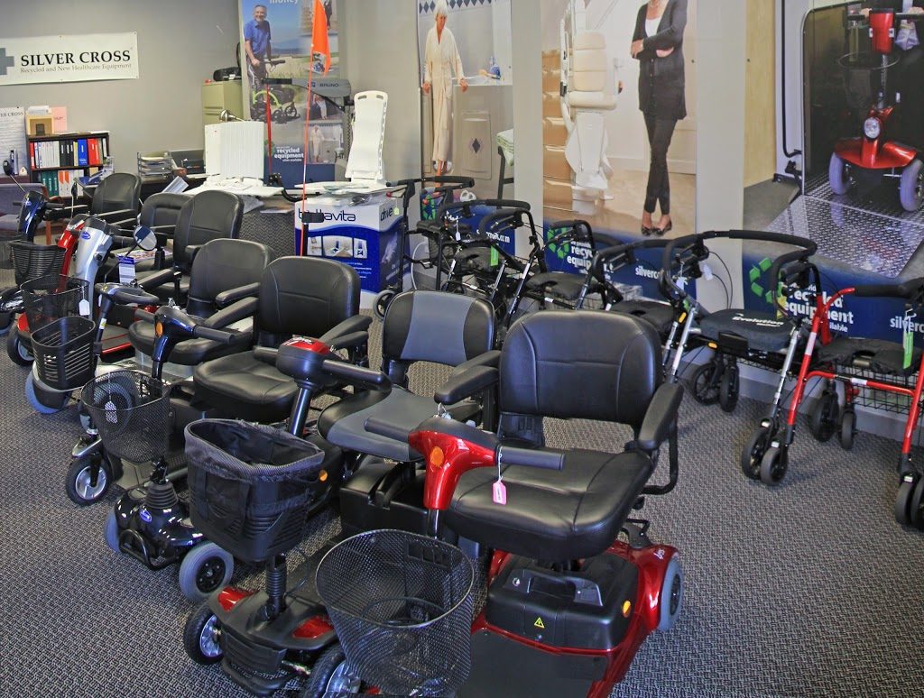 Silver Cross   Stair Lifts & Mobility Equipment   health   569 Lancaster St W c, Kitchener, ON N2K 3M9, Canada   5195132429 OR +1 519-513-2429
