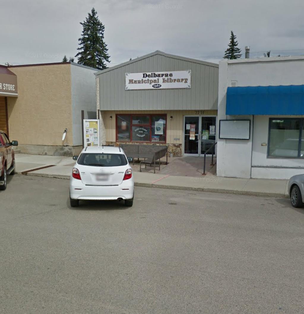 Delburne Municipal Library   library   2210 20 St, Delburne, AB T0M 0V0, Canada   4037493848 OR +1 403-749-3848
