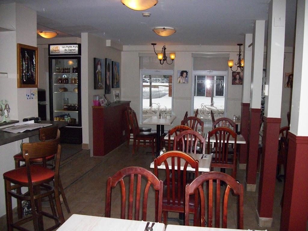 RESTAURANT Café Le Signet | restaurant | 295 Boulevard Sainte-Rose, Laval, QC H7L 1M1, Canada | 4506251222 OR +1 450-625-1222