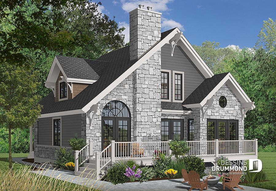 Drummond House Plans | point of interest | 12 Rang Point-du-Jour S, Lavaltrie, QC J5T 3P3, Canada | 80056714136039 OR +1 800-567-1413 ext. 6039