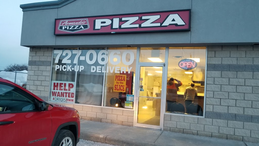 Armandos Pizza - Belle River - Takeout & Delivery | meal delivery | 1679 Essex County Rd 22, Belle River, ON N0R 1A0, Canada | 5197270660 OR +1 519-727-0660