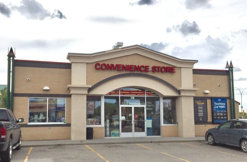 Co-op Gas Bar   gas station   1755 Preston Ave N, Saskatoon, SK S7N 4V2, Canada   3069330356 OR +1 306-933-0356