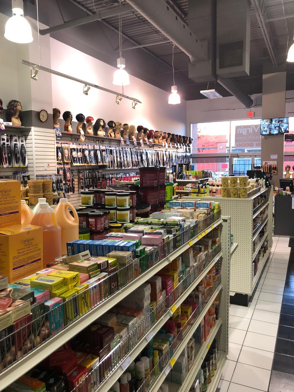 VIRGIN BEAUTY SUPPLY CLAREVIEW | store | 13843 42 St NW, Edmonton, AB T5Y 3E1, Canada | 7802500901 OR +1 780-250-0901