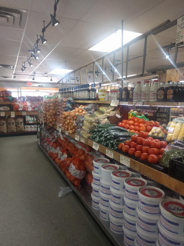 Dave's Fruit & Vegetable Market - Store   322 Main St