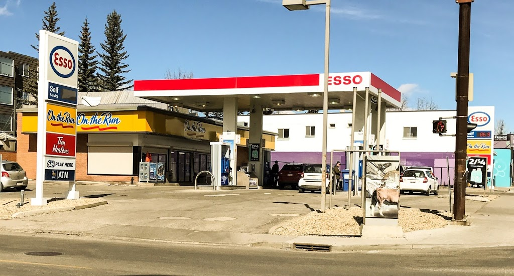 Esso   gas station   2619 14 St SW, Calgary, AB T2T 3T9, Canada   5874754072 OR +1 587-475-4072
