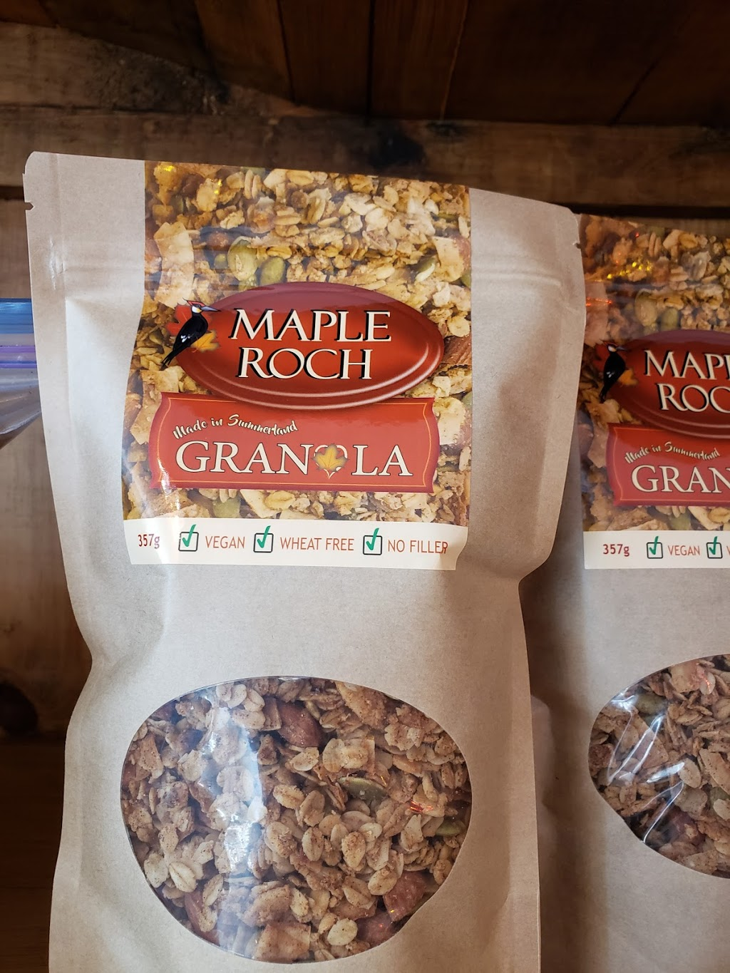 Maple Roch Pure Canadian Maple Store | store | 13224 Victoria Rd N, Summerland, BC V0H 1Z0, Canada | 7785167624 OR +1 778-516-7624