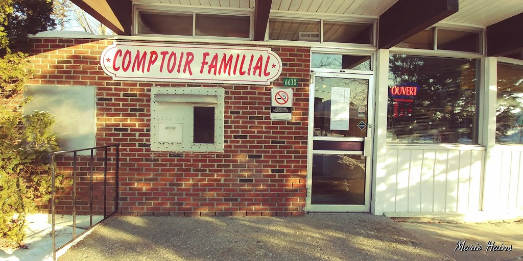 Comptoir Familial   store   6630 Rue Émery-Fontaine, Sherbrooke, QC J1N 2T3, Canada   8198641790 OR +1 819-864-1790