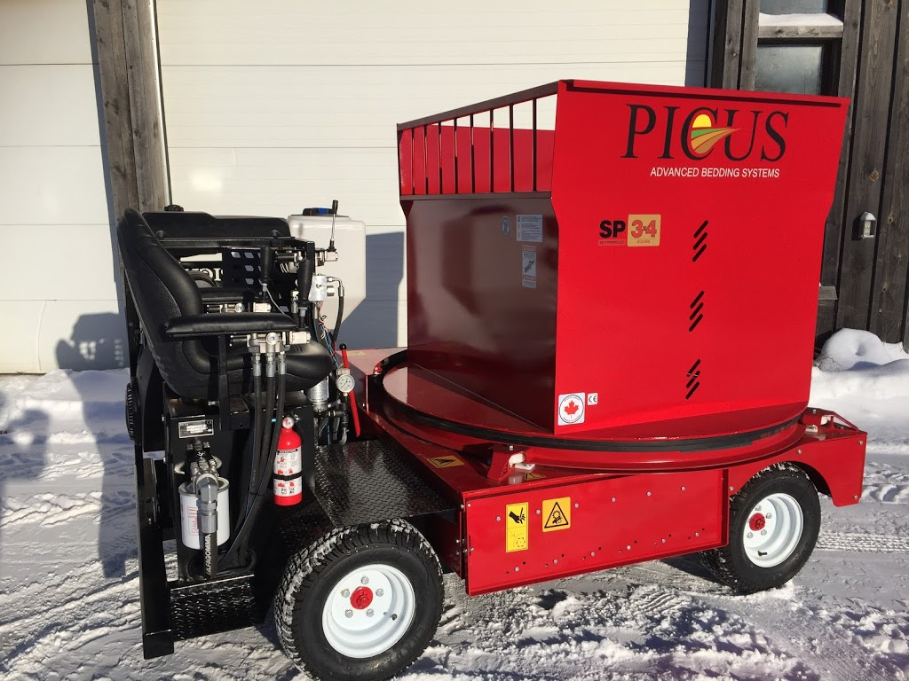 Picus Inc   point of interest   2428 Hwy 28, Palmer Rapids, ON K0J 2E0, Canada   6137589902 OR +1 613-758-9902