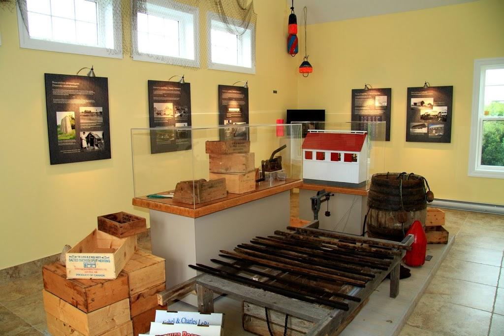 Musée de la boucanière | museum | 2463 Acadie Rd, Cap-Pelé, NB E4N 1B5, Canada | 5065772017 OR +1 506-577-2017