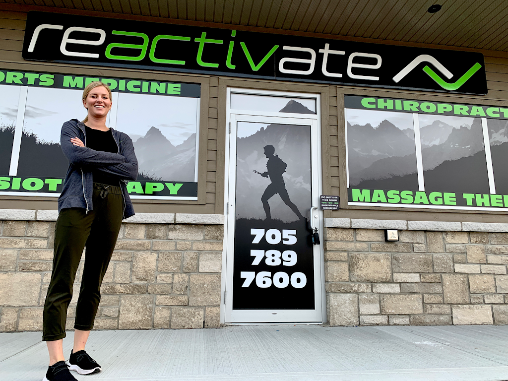 Reactivate Muskoka | doctor | 10 Howland Dr Unit 1, Huntsville, ON P1H 1M3, Canada | 7057897600 OR +1 705-789-7600