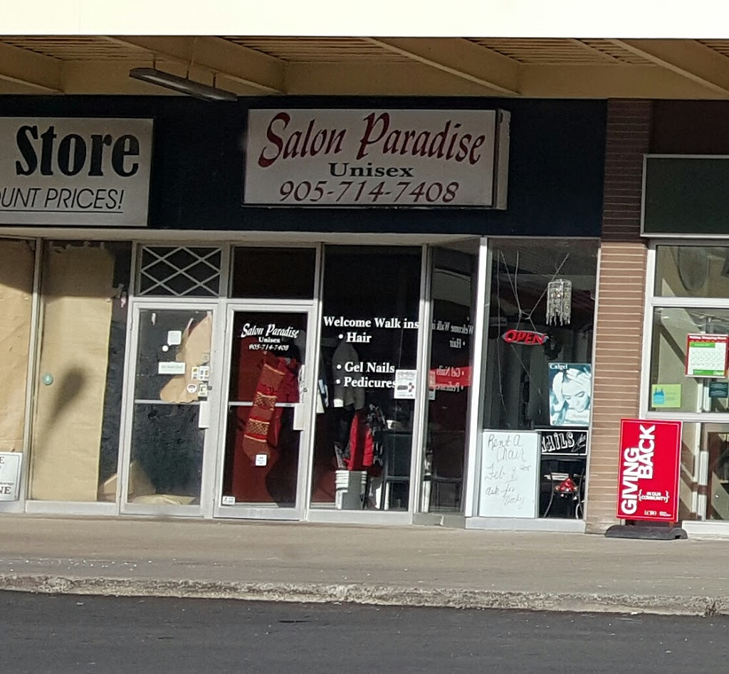 Salon Paradise | hair care | 200 Fitch St, Welland, ON L3C 2S2, Canada | 9057147408 OR +1 905-714-7408