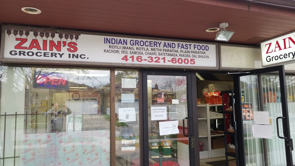 Zains | store | 11 Ivy Bush Ave, Scarborough, ON M1V 2W7, Canada | 4163216005 OR +1 416-321-6005