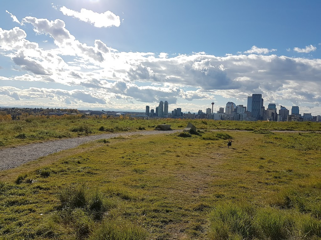 Tom Campbells Hill Natural Park | park | 25 St Georges Dr NE, Calgary, AB T2E 8K2, Canada | 4032682489 OR +1 403-268-2489