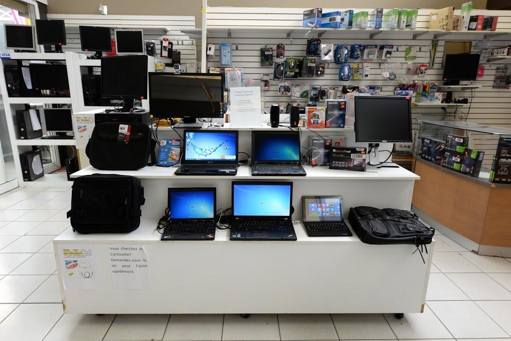 Informatique Méga Plus   electronics store   3C-1750 Rue du Périgord, Québec, QC G1G 5X3, Canada   4186244555 OR +1 418-624-4555
