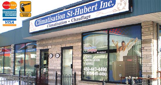 Climatisation Chauffage St-Hubert | store | 3885 Montée Saint-Hubert, Saint-Hubert, QC J3Y 4K1, Canada | 4504434490 OR +1 450-443-4490