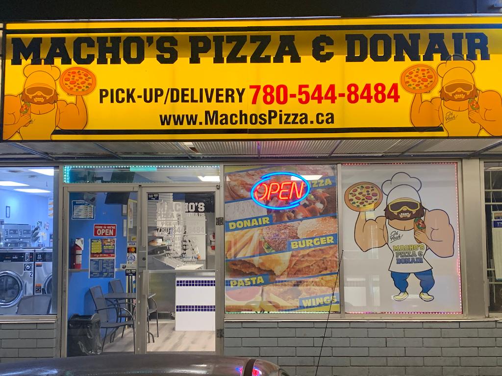 Machos Pizza and Donair | restaurant | 76 Grosvenor Blvd #2, St. Albert, AB T8N 2Y8, Canada | 7805448484 OR +1 780-544-8484