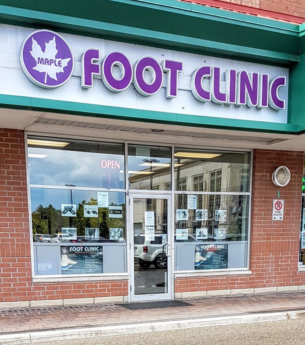 Foot Clinic | health | Ray Lawson Blvd, Brampton, ON L6Y 3L4, Canada | 9054979399 OR +1 905-497-9399