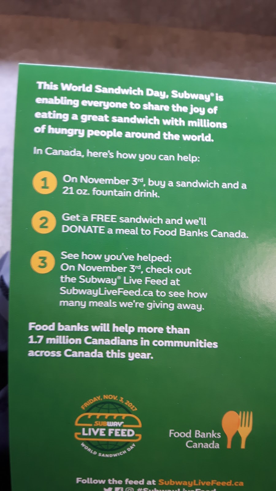 Subway | restaurant | 1180 Taylor Ave, Winnipeg, MB R3M 3Z4, Canada | 2044757998 OR +1 204-475-7998
