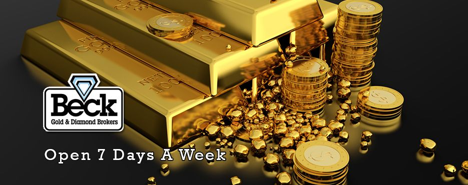 Beck Gold & Silver Bullion Brokers - Store | 7315 50 St NW H