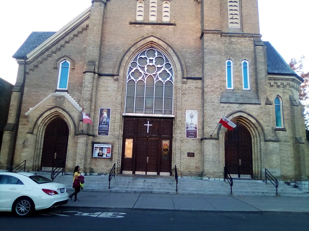 St.Stanislaus Kostka Church | church | 12 Denison Ave, Toronto, ON M5T 2M4, Canada | 4165044643 OR +1 416-504-4643