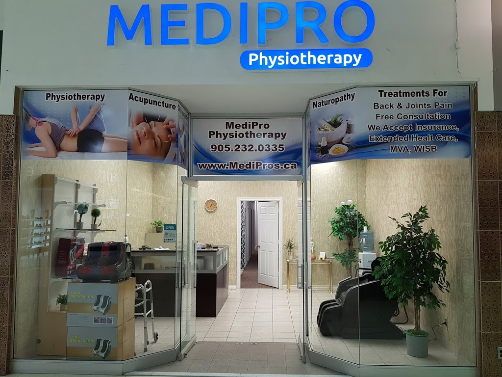 Medipro Physiotherapy | doctor | 1151 Dundas St W, Mississauga, ON L5C 1C6, Canada | 9052320335 OR +1 905-232-0335