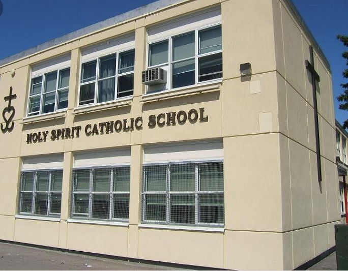 Holy Spirit Catholic Elementary School | school | 3530 Sheppard Ave E, Scarborough, ON M1T 3K7, Canada | 4163935282 OR +1 416-393-5282