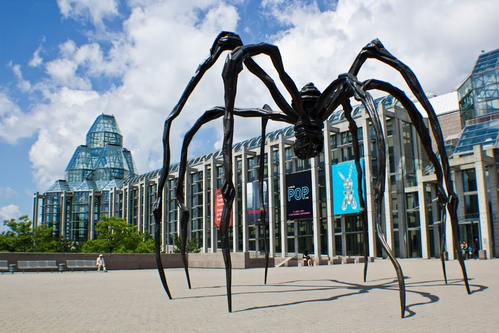 National Gallery of Canada | art gallery | 380 Sussex Dr, Ottawa, ON K1N 9N4, Canada | 6139901985 OR +1 613-990-1985