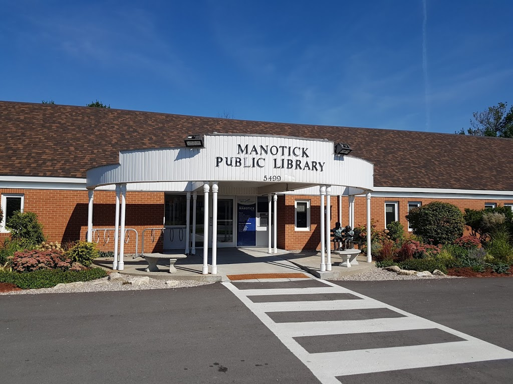 Ottawa Public Library - Manotick | library | 5499 S River Dr, Manotick, ON K4M 1J3, Canada | 6135802940 OR +1 613-580-2940