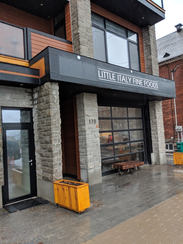 Little Italy Fine Foods   restaurant   178 Main St, Ottawa, ON K1S 1C2, Canada   6132332124 OR +1 613-233-2124
