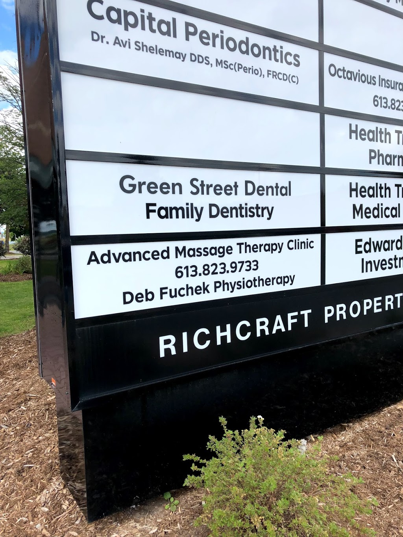 Green Street Dental Dr. Elmira Ahmady | dentist | 10 Green St suite 103, Nepean, ON K2J 3Z6, Canada | 6138252417 OR +1 613-825-2417