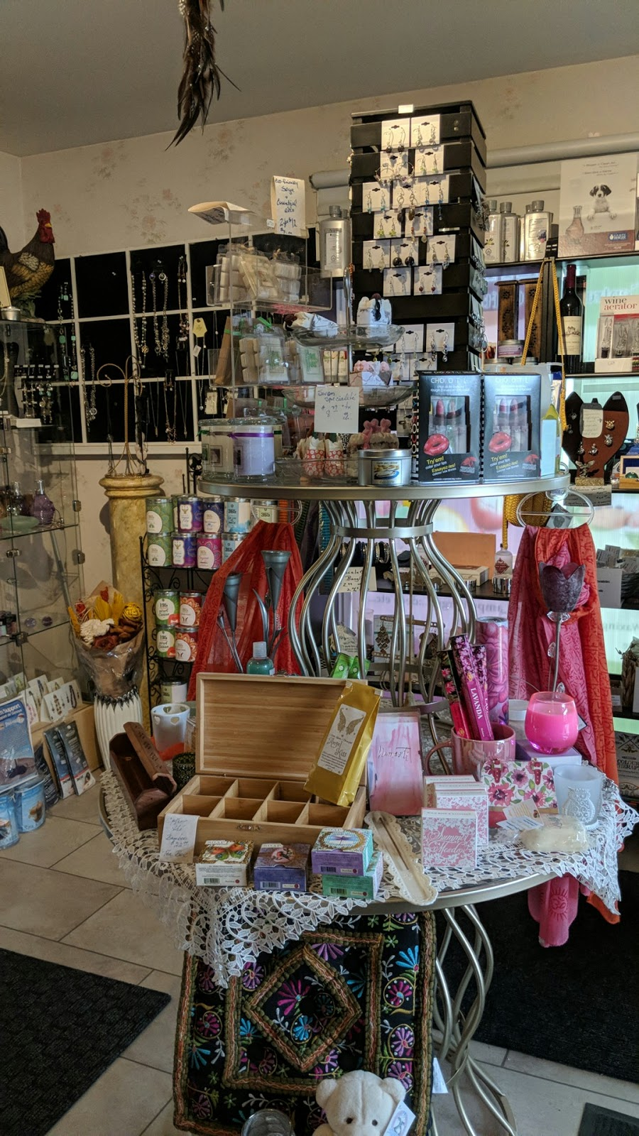 Boutique Lady Jo Gift Shop - Embrun Holistic Health Clinic & Spa | cafe | Notre Dame St & St Jacques Rd, Embrun, ON K0A 1W0, Canada | 6133701772 OR +1 613-370-1772