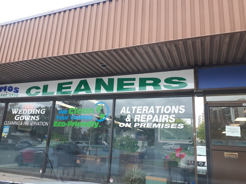 Cosmos Cleaners | laundry | 399 Greenhill Ave, Hamilton, ON L8K 6N5, Canada | 9055600730 OR +1 905-560-0730