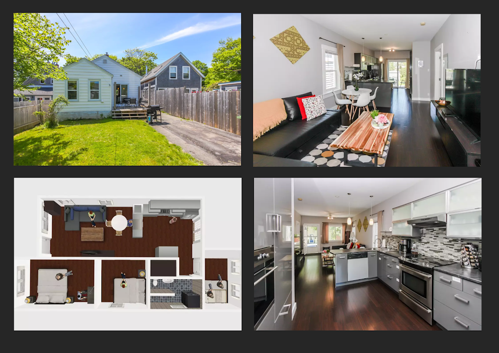 Great family house, central, private, big backyard | lodging | 2431 Quinn St, Halifax, NS B3L 3E5, Canada