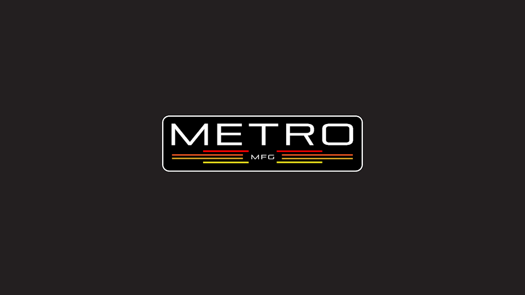 Metro MFG | point of interest | 1621 Stadacona St W, Moose Jaw, SK S6H 6S4, Canada | 3066841029 OR +1 306-684-1029