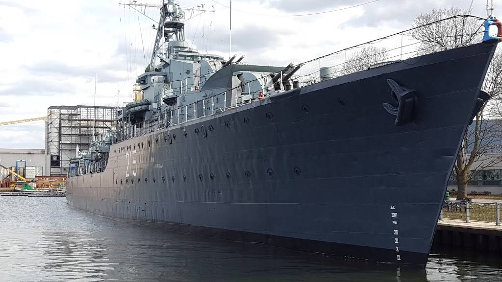 Friends of HMCS Haida | store | 4V7, 658 Catharine St N, Hamilton, ON L8L 4V7, Canada | 9055230682 OR +1 905-523-0682