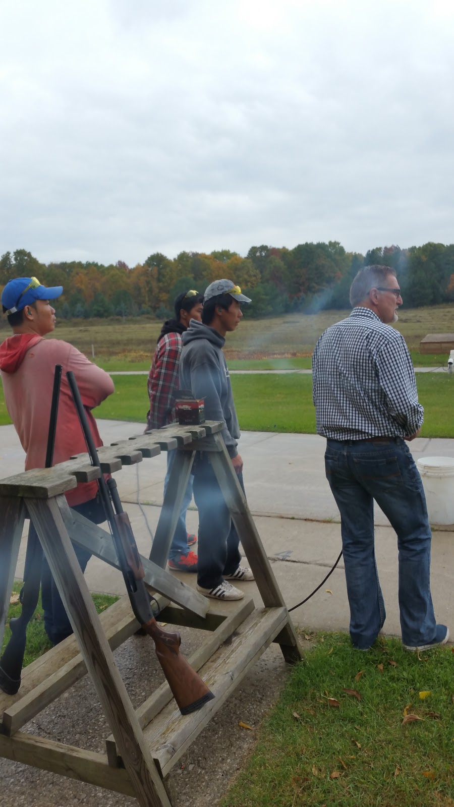 Uxbridge Clays (Skeet, Sporting Clays, International Skeet, Trap, 5 Stand) | point of interest | 5700 Concession 4, Uxbridge, ON L0A 1C0, Canada | 9058525907 OR +1 905-852-5907