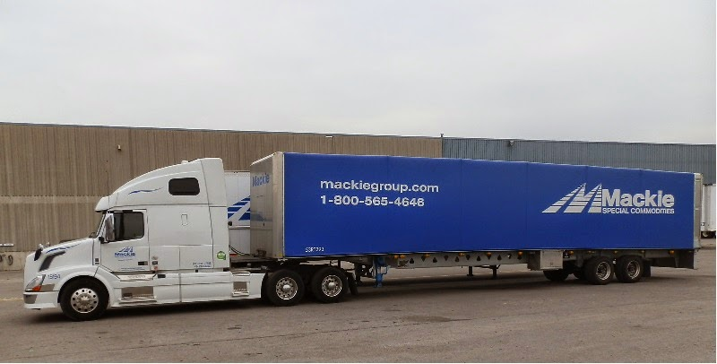 Mackie Group | moving company | 933 Bloor St W, Oshawa, ON L1J 5Y7, Canada | 9057282400 OR +1 905-728-2400