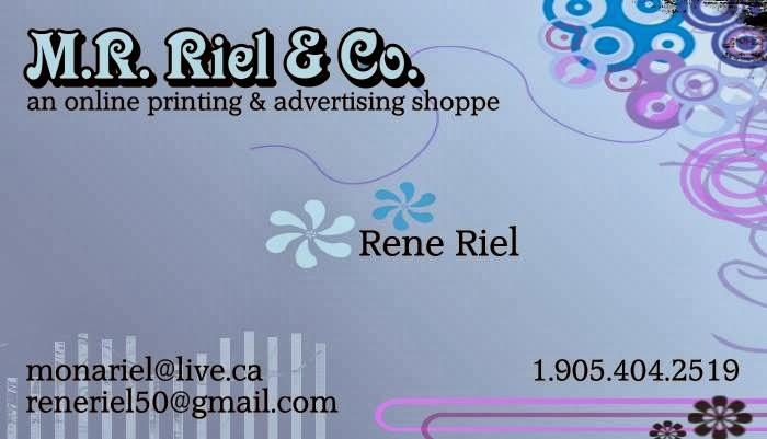 M. R. Riel & Co.   store   110 Nonquon Rd #302, Oshawa, ON L1G 7H5, Canada   9054042519 OR +1 905-404-2519